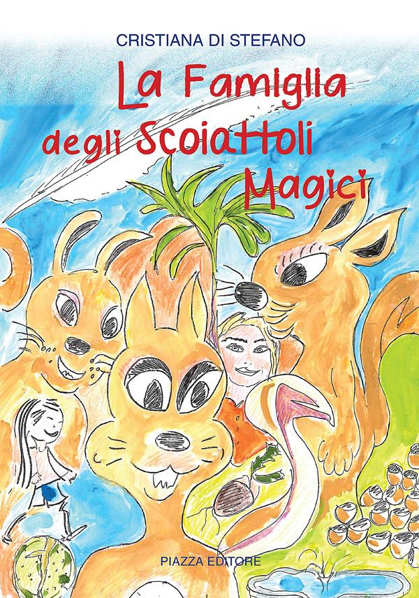 La famiglia degli scoiattoli magici